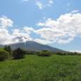 5月の岩手山